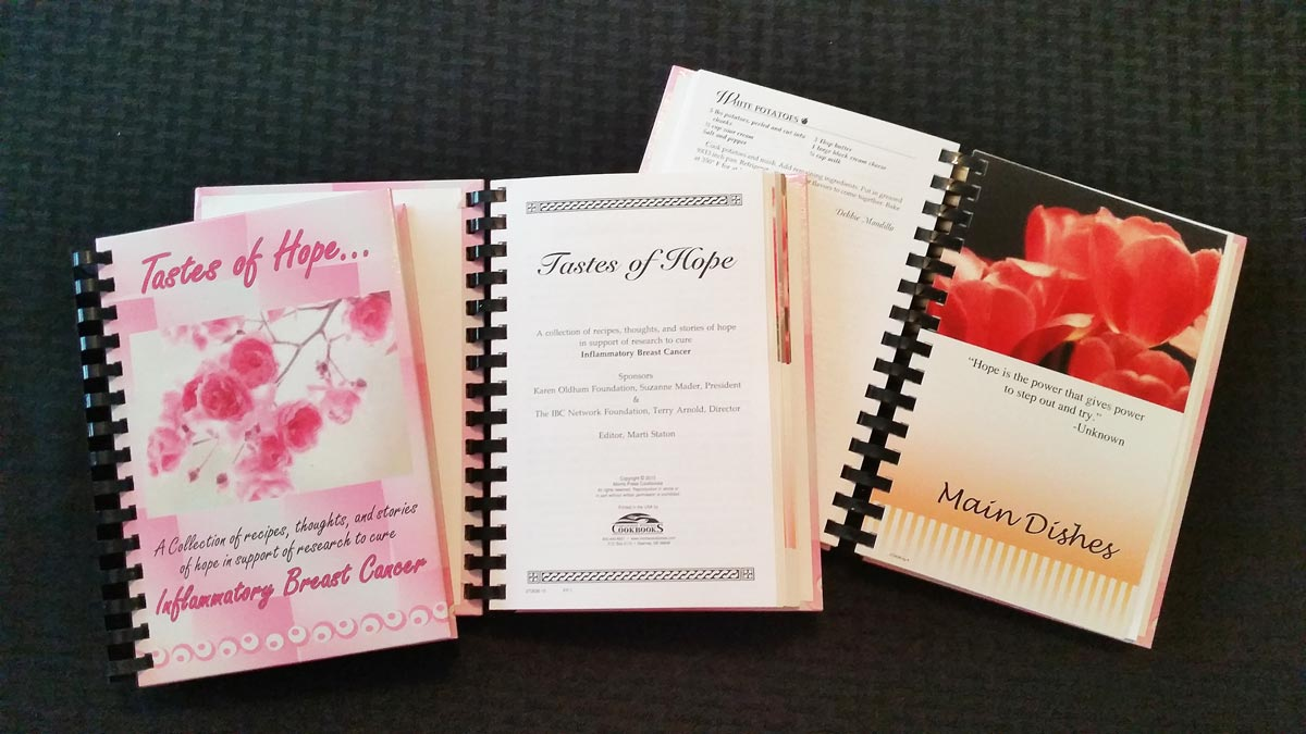 IBC Hope Cookbook