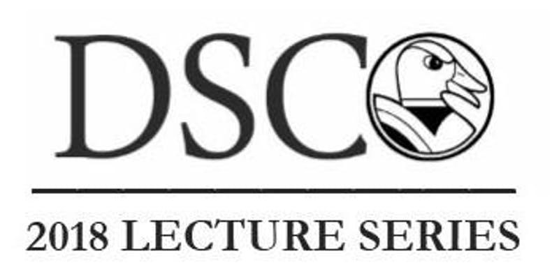 DSC 2018 Lecture Series