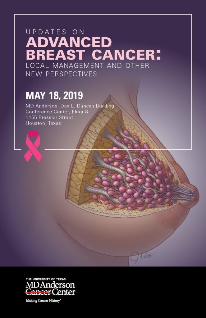 Advanced Breast Cancer conference MD Anderson