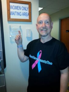 Michael-men with breast cancer